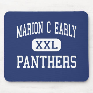 Marion C Early - Panthers - High - Morrisville Mouse Pads
