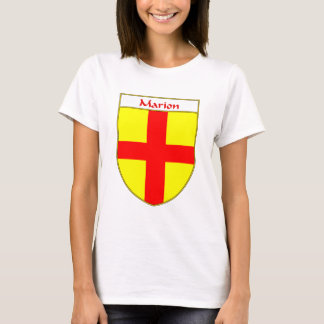 Marion Coat of Arms/Family Crest T-Shirt