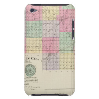 Marion County, Hillsboro, Lehigh, Kansas Barely There iPod Case