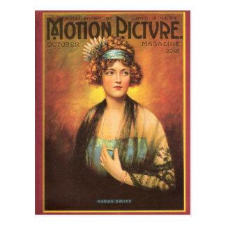 Marion Davies 1919 vintage portrait Postcard