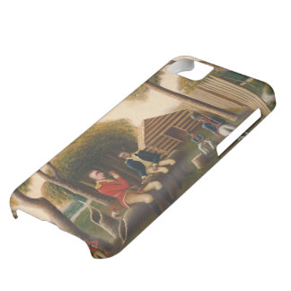 Marion Feasting the British Officer iPhone 5C Cases