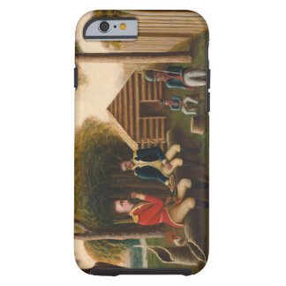 Marion Feasting the British Officer Tough iPhone 6 Case