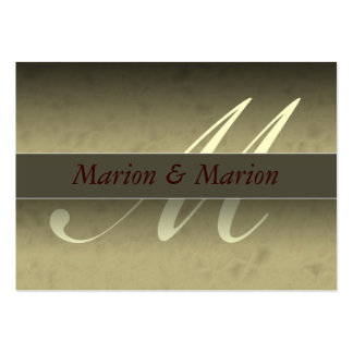 Marion & Marion Business Card
