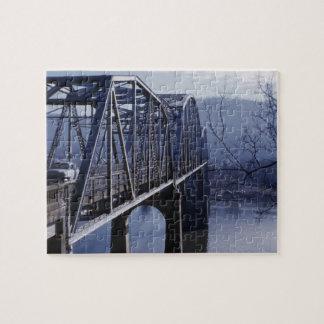 Marion Memorial Bridge Photographic Puzzle