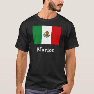 Marion Mexican Flag T-Shirt