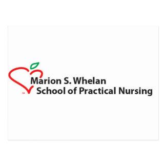 Marion S. Whelan School of Practical Nursing Postcard