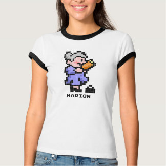 Marion the Librarian T-shirt