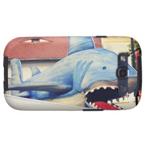 Marioneta del tiburón galaxy SIII cárcasas