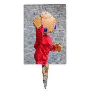 Marioneta Figuras De Tarta