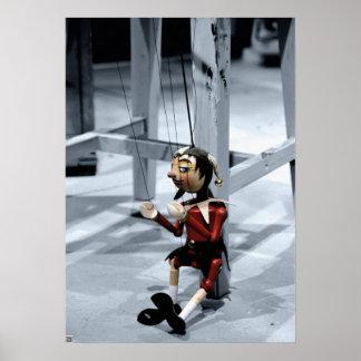 Marionette Poster