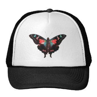 Mariposa 02 gorras de camionero