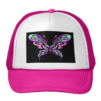 mariposa 12chat gorro de camionero