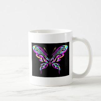 mariposa 12cmug taza