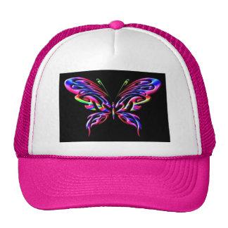 mariposa 12ehat gorros bordados