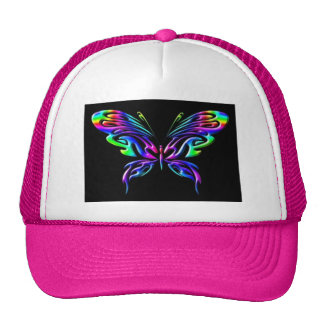 mariposa 12ghat gorras