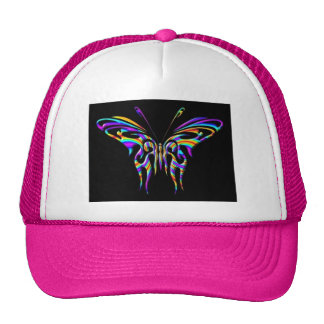 mariposa 13bhat gorro de camionero