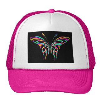 mariposa 13chat gorra