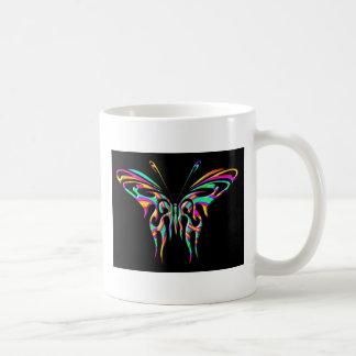mariposa 13cmug taza clásica