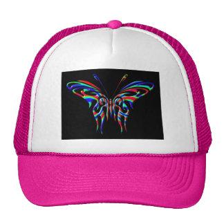 mariposa 13hat gorros bordados