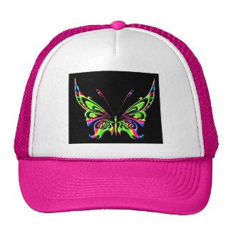 mariposa 15bhat gorras de camionero