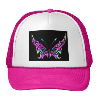 mariposa 15ehat gorros