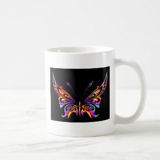 mariposa 15gmug taza