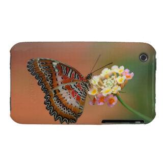 mariposa 2 funda para iPhone 3 de Case-Mate