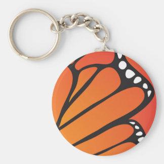 Mariposa 2 llavero redondo tipo pin