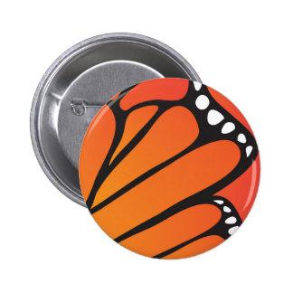 Mariposa 2 pin redondo 5 cm