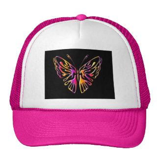 mariposa 2hat gorras de camionero