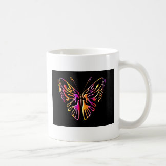 mariposa 2mug taza