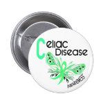 MARIPOSA 3,1 de la enfermedad celiaca Pin