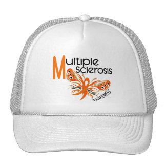 MARIPOSA 3,1 de la esclerosis múltiple del ms Gorra