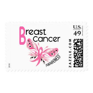 MARIPOSA 3,1 del cáncer de pecho Estampillas