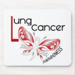 MARIPOSA 3,1 del cáncer de pulmón Tapete De Raton