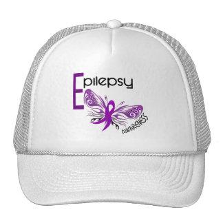 MARIPOSA 3 de la epilepsia Gorras De Camionero