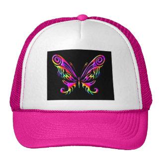 mariposa 6dhat gorros bordados