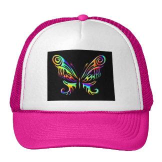mariposa 6ehat gorros bordados