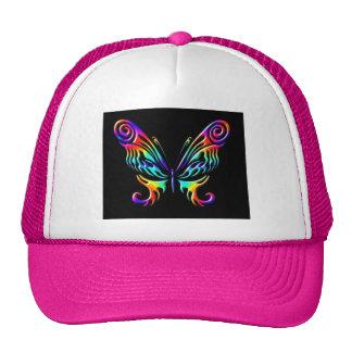 mariposa 6fhat gorros