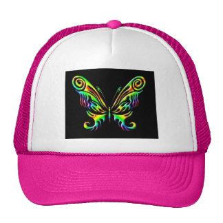 mariposa 6hat gorras