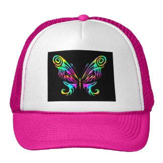 mariposa 6ihat gorras