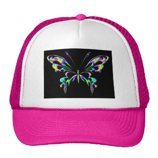 mariposa 8dhat gorro