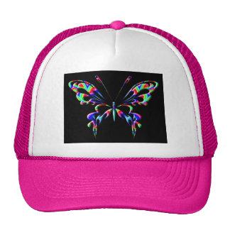 mariposa 8fhat gorro de camionero