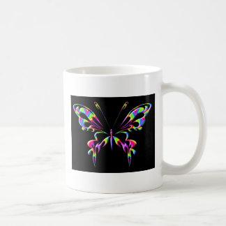 mariposa 8hmug taza