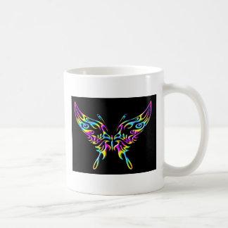 mariposa 9cmug taza clásica
