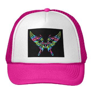mariposa 9fhat gorras de camionero