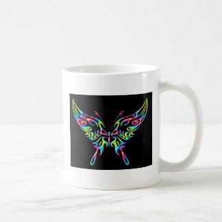 mariposa 9fmug taza