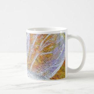Mariposa abstracta tazas de café