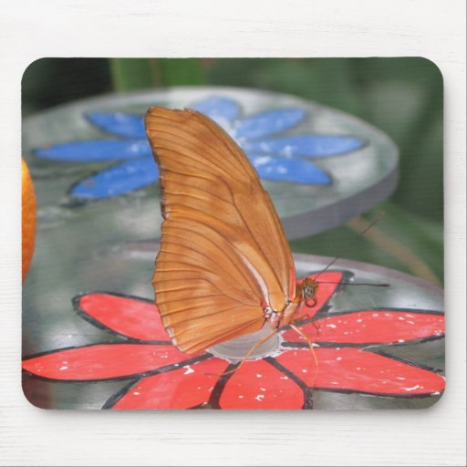 Mariposa Alfombrilla De Ratón