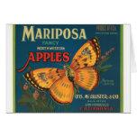 Mariposa Apples